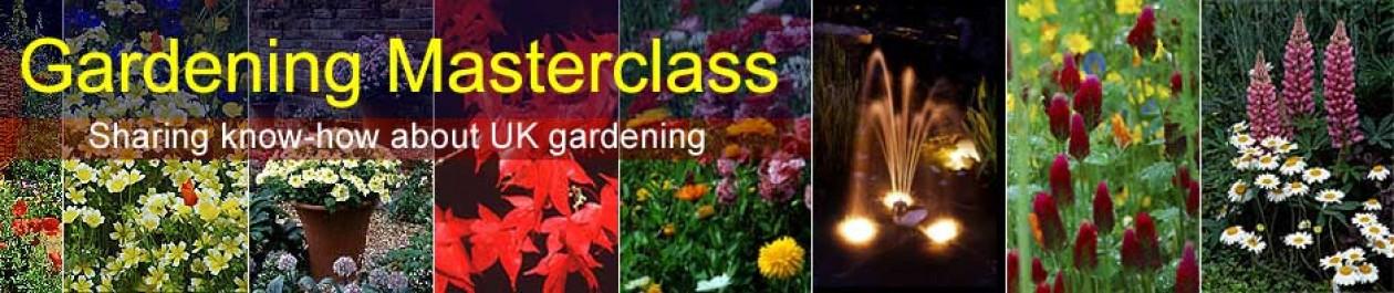 Gardening Masterclass